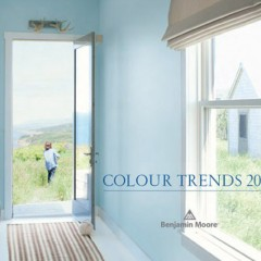 "The ""NEW"" Neutral Palette 2014 by Benjamin Moore"
