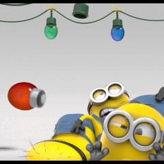 New Year's Day: Minion Madness is taking over!