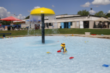 Splash Pads & Wading Pools