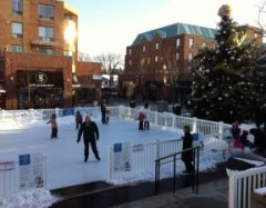 RBC Skate in the Square