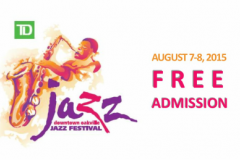 Downtown Oakville Jazz Fesitval