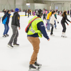 Free Family Day Fun Skate