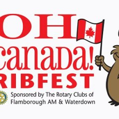 Oh Canada Ribfest in Waterdown