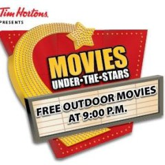 The City of Burlington's Movies Under The Stars