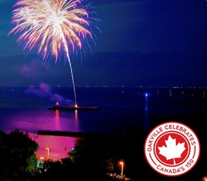Oakville's Canada Day 2017