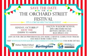 The Orchard Street Festival
