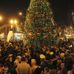 Downtown Oakville Tree Lighting Ceremony & Pop Up Market