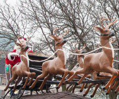 Burlington Santa Claus Parade